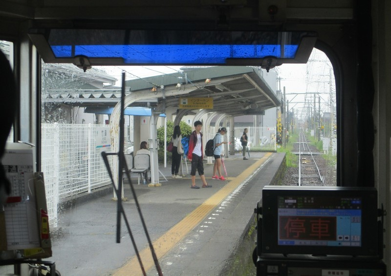 2019.8.20 (13) 新羽島いきふつう - 竹鼻 1600-1130