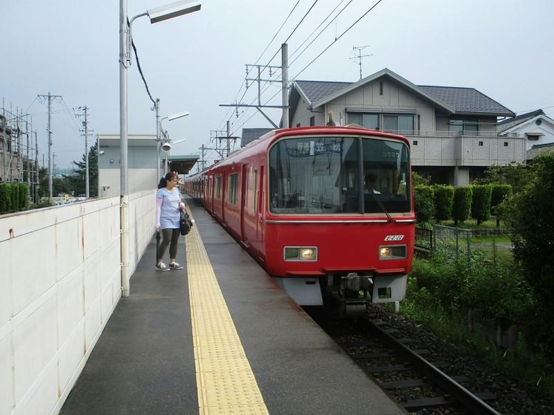 2019.8.20 (19) 江吉良 - 新羽島いきふつう 2000-1500