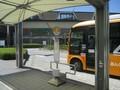 2019.8.26 (2) みかわあんじょうえき中央口バス停 - あんくるバス 2000-1500