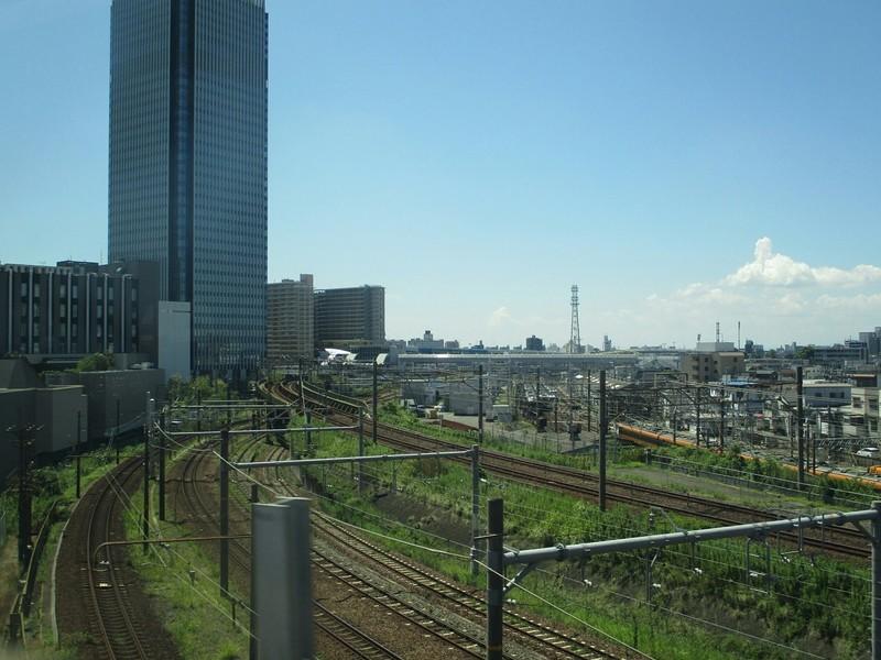2019.8.26 (8) 新大阪いきこだま641号 - 名古屋てまえ 2000-1500