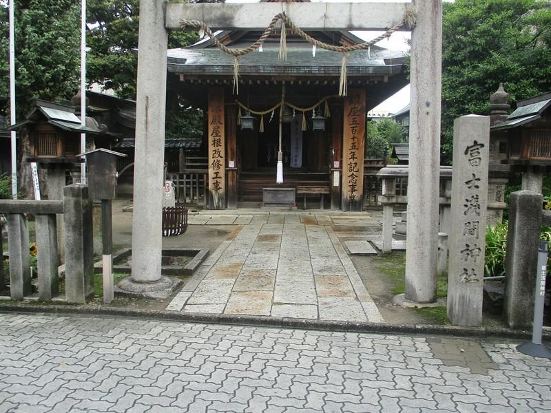 2019.8.28 (9) 大須 - 富士浅間神社 2000-1500