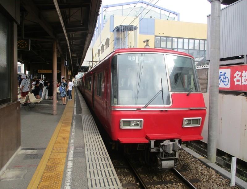 2019.8.31 (37) 東岡崎 - 犬山いきふつう 1960-1500