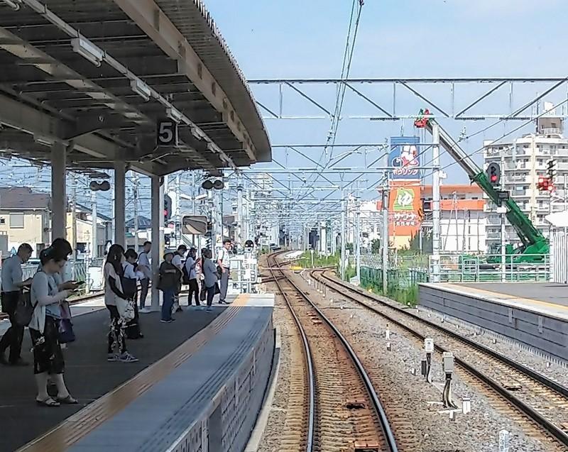 2019.9.2 (9) 岐阜いき特急 - 知立 1130-900