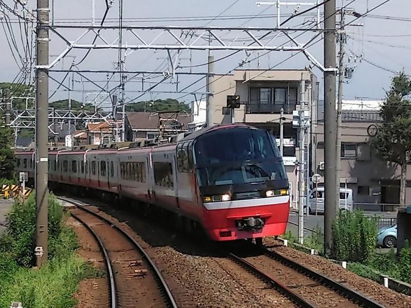 2019.9.2 (26) 岐阜いき特急 - 桜呼続間 1200-900