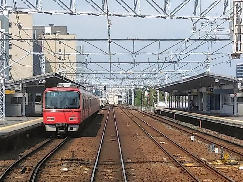 2019.9.2 (28) 岐阜いき特急 - 堀田(一宮いき急行) 1200-900