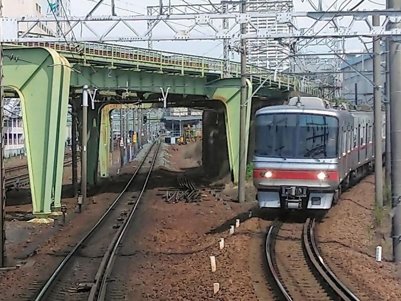 2019.9.2 (29) 岐阜いき特急 - 神宮前てまえ 1200-900