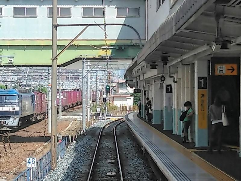 2019.9.2 (31) 岐阜いき特急 - 神宮前 1200-900