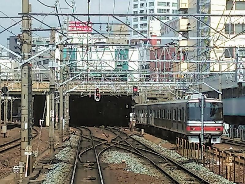 2019.9.2 (33) 岐阜いき特急 - 金山てまえ 1200-900