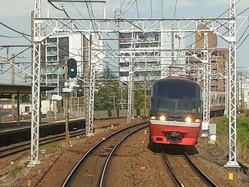 2019.9.2 (35) 岐阜いき特急 - 金山山王間 1200-900