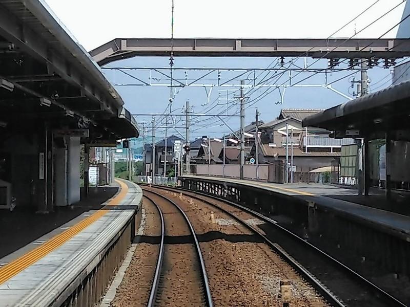 2019.9.2 (13) 岐阜いき特急 - 富士松 1200-900