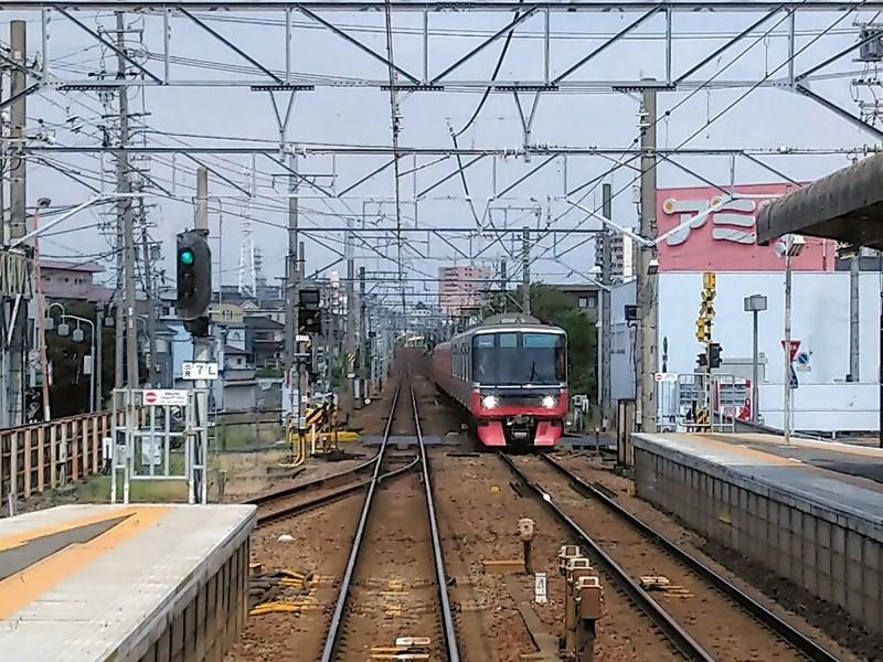 2019.9.2 (17) 岐阜いき特急 - 前后すぎ 1200-900