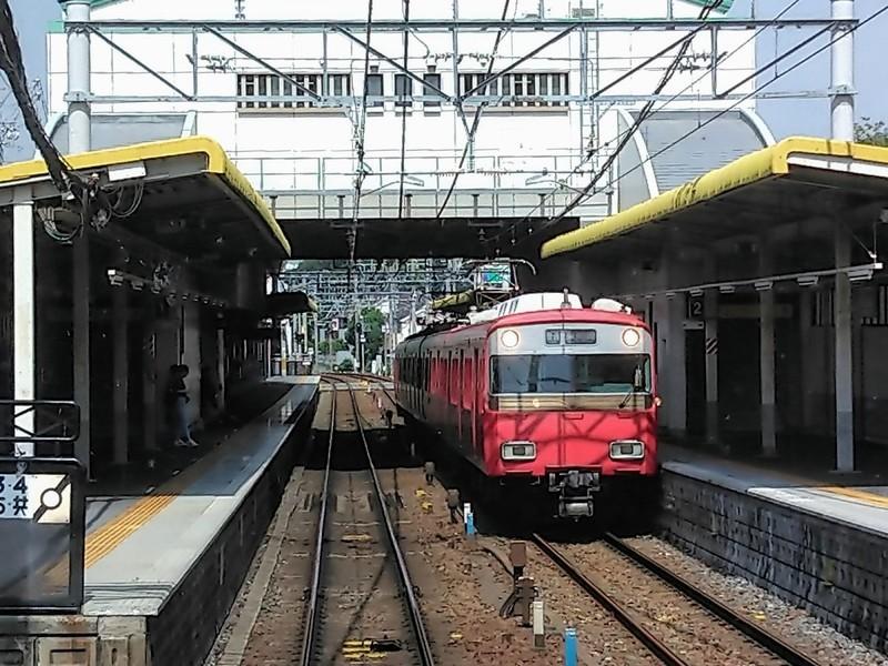 2019.9.2 (19) 岐阜いき特急 - 有松 1200-900
