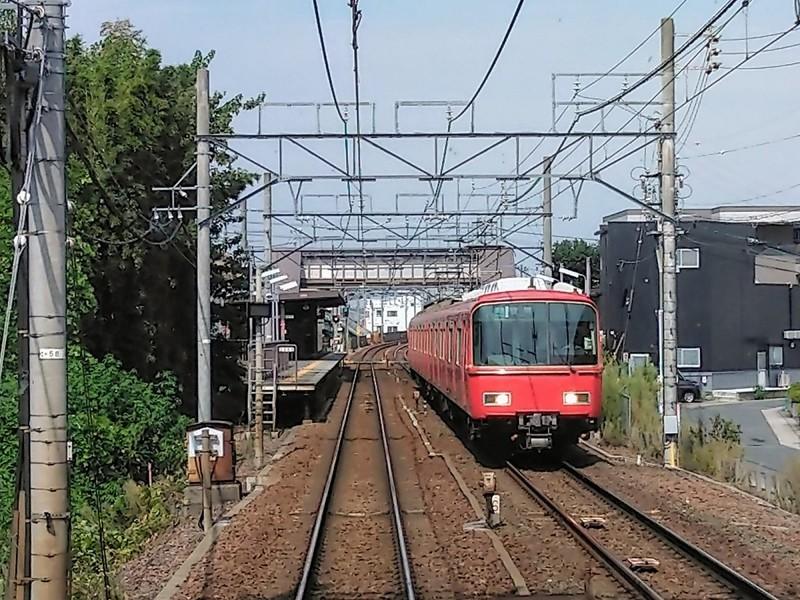 2019.9.2 (20) 岐阜いき特急 - 左京山 1200-900