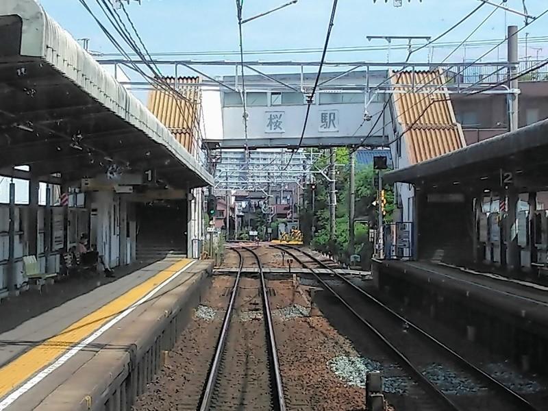 2019.9.2 (25) 岐阜いき特急 - 桜 1200-900