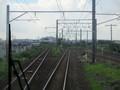 2019.9.4 (37) 亀山いきふつう - 伊勢鉄道の分岐 2000-1500