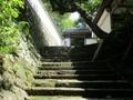 2019.9.4 (98) 笠置寺 - 山門 2000-1500