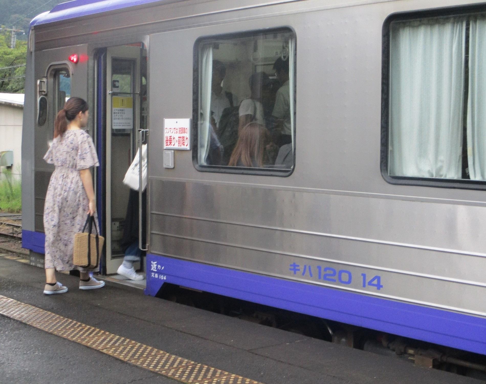 2019.9.4 (109) 笠置 - 加茂いきふつう 1900-1500