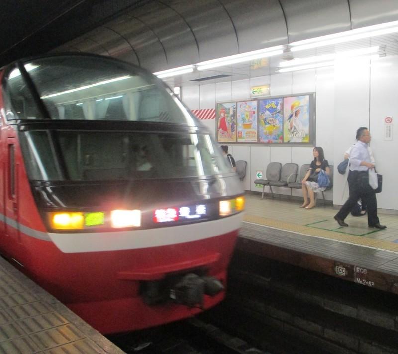 2019.9.4 (122) 名古屋 - 豊橋いき特急 1350-1200