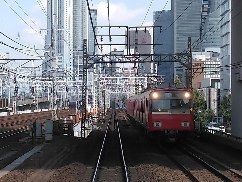 2019.9.11 (12) 新可児いき準急 - 山王名古屋間 1200-900