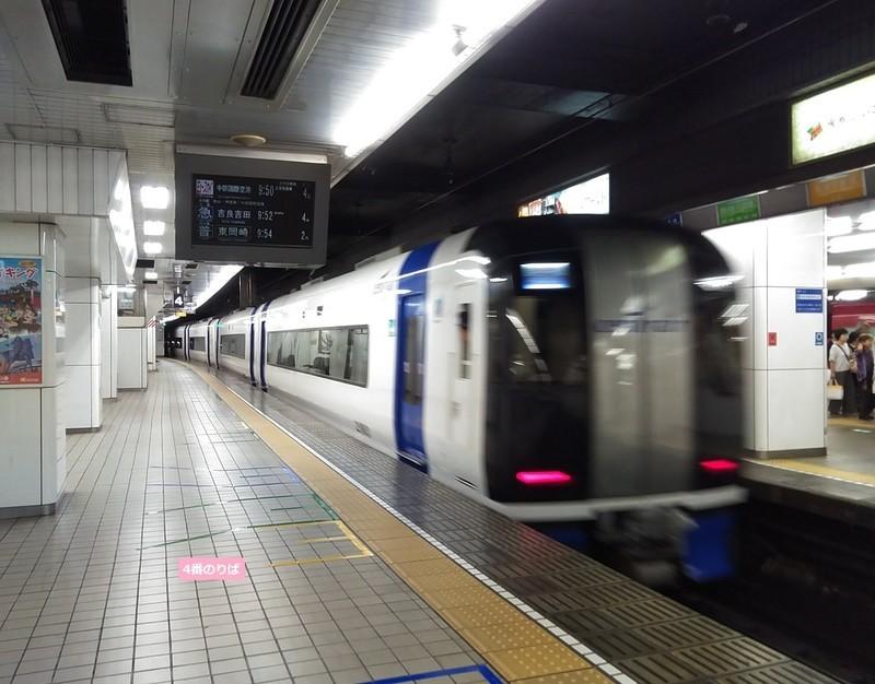 2019.9.11 (14) 名鉄名古屋 - セントレアいきミュースカイ 1150-900