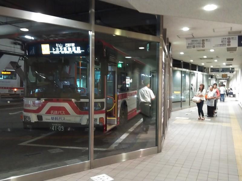 2019.9.11 (24) 名鉄バスセンター - トヨタ博物館前いきバス 1200-900