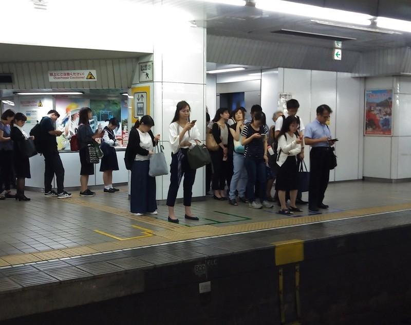 2019.9.11 (39) 名鉄名古屋 - 4番のりばエレベーター 1140-900
