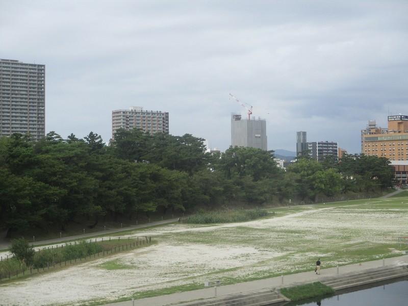 2019.9.14 (15) 東岡崎いきふつう - 菅生川をわたる 1600-1200