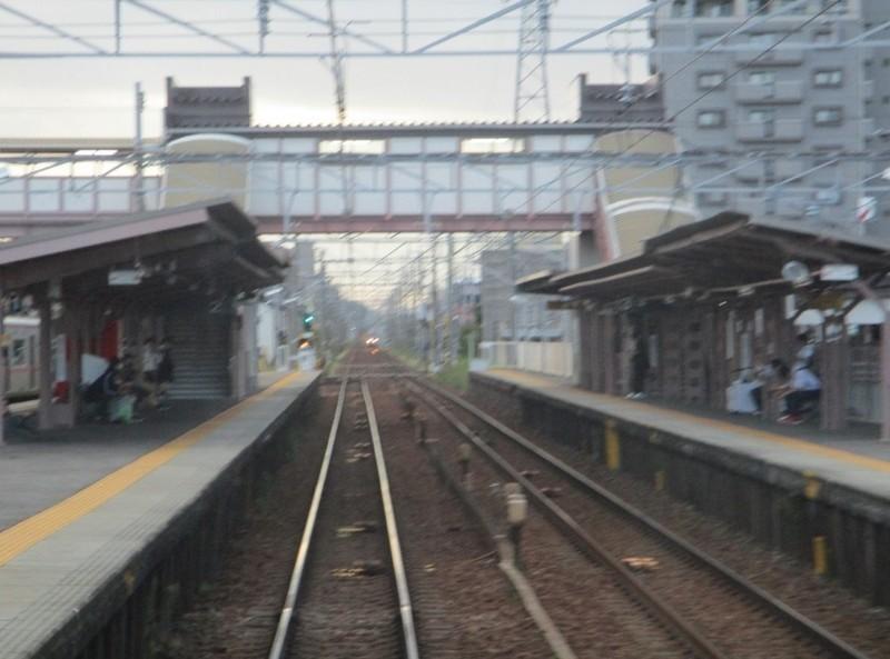 2019.9.14 (21) 岐阜いき急行 - 矢作橋 1200-890