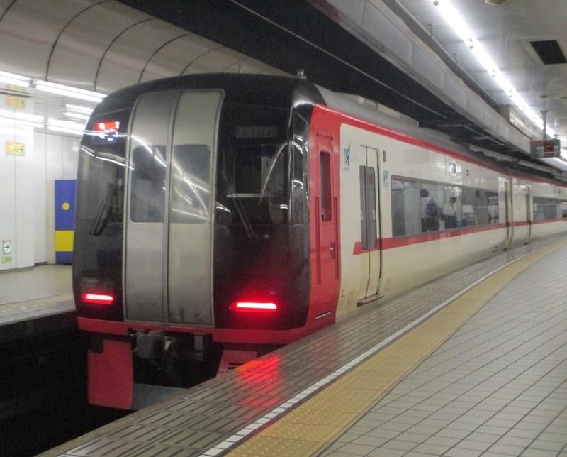 2019.9.18 (8) 名古屋 - 岐阜いき特急 1490-1200