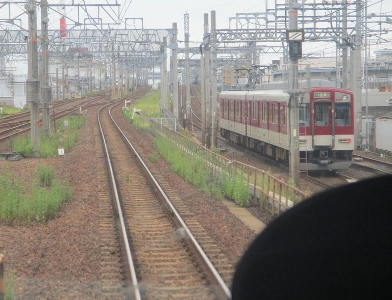 2019.9.18 (20) 四日市いきふつう - 名古屋八田間(近鉄電車) 1570-1200