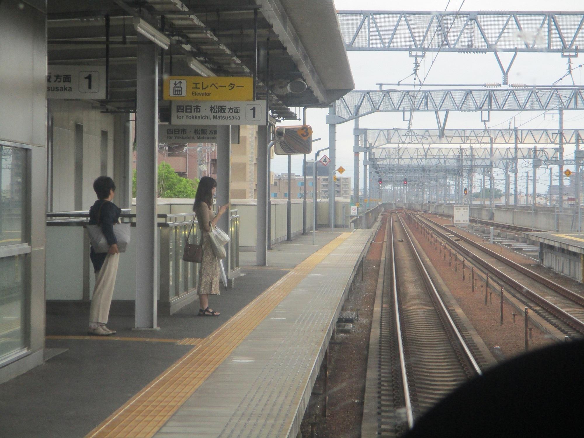 2019.9.18 (23) 四日市いきふつう - 八田 2000-1500