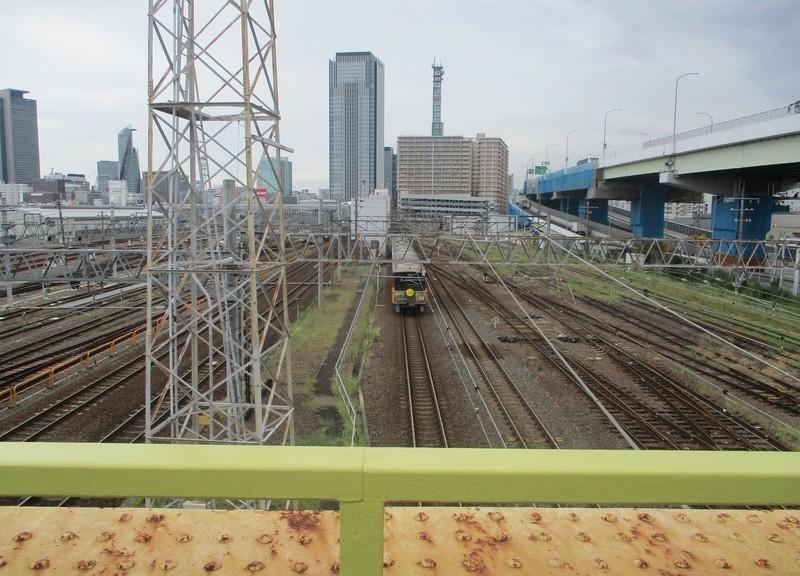 2019.9.18 (42) 向野橋 - ひがしいきあおなみ線電車 2000-1440