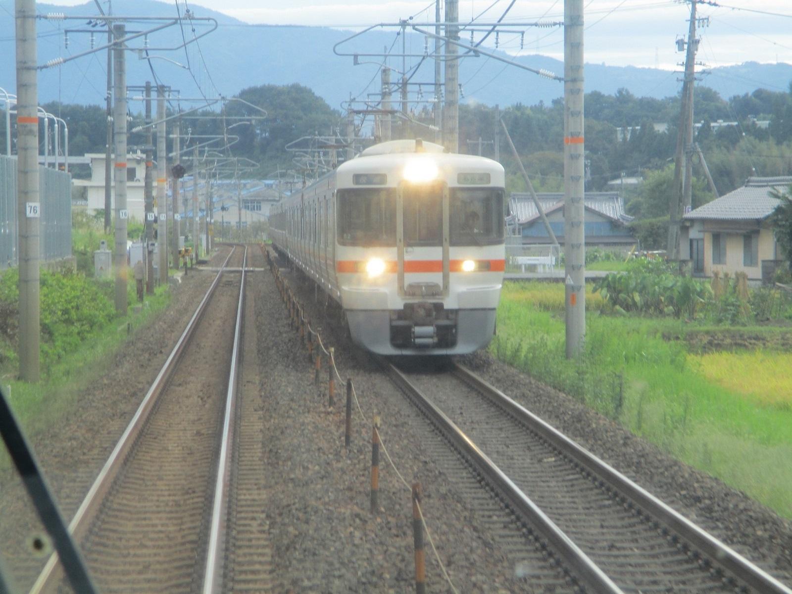 2019.9.22 (6) 中津川いき快速 - 土岐市瑞浪間 1600-1200