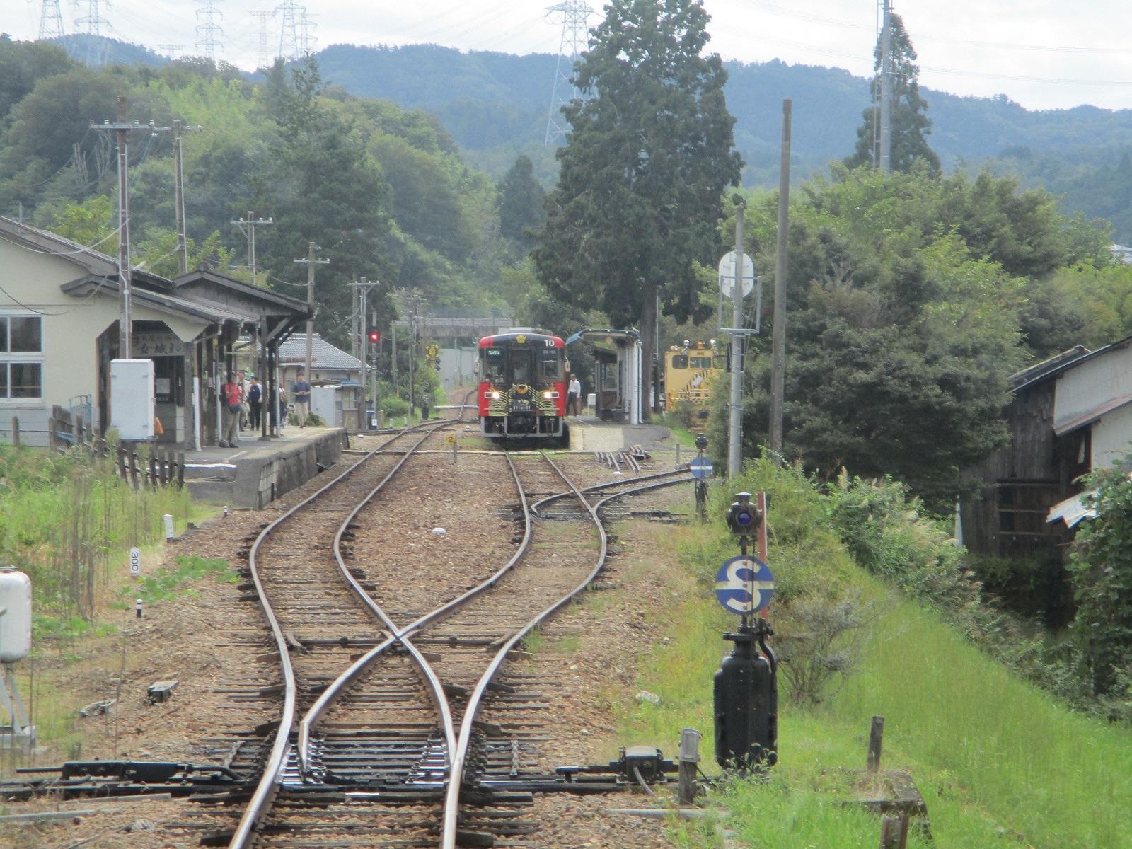 2019.9.22 (18) 明智いきふつう - 岩村 1600-1200