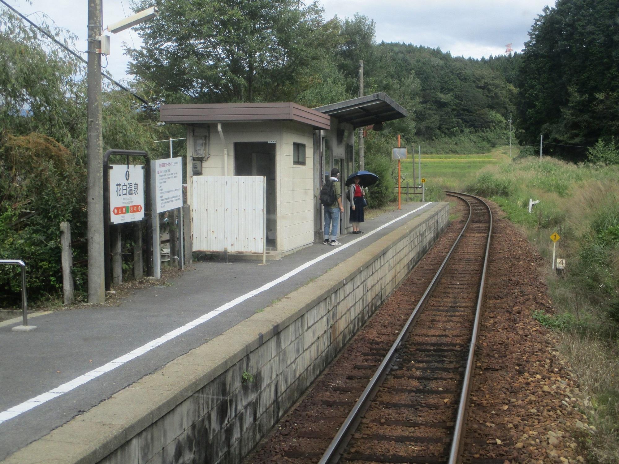 2019.9.22 (23) 恵那いきふつう - 花白温泉 2000-1500