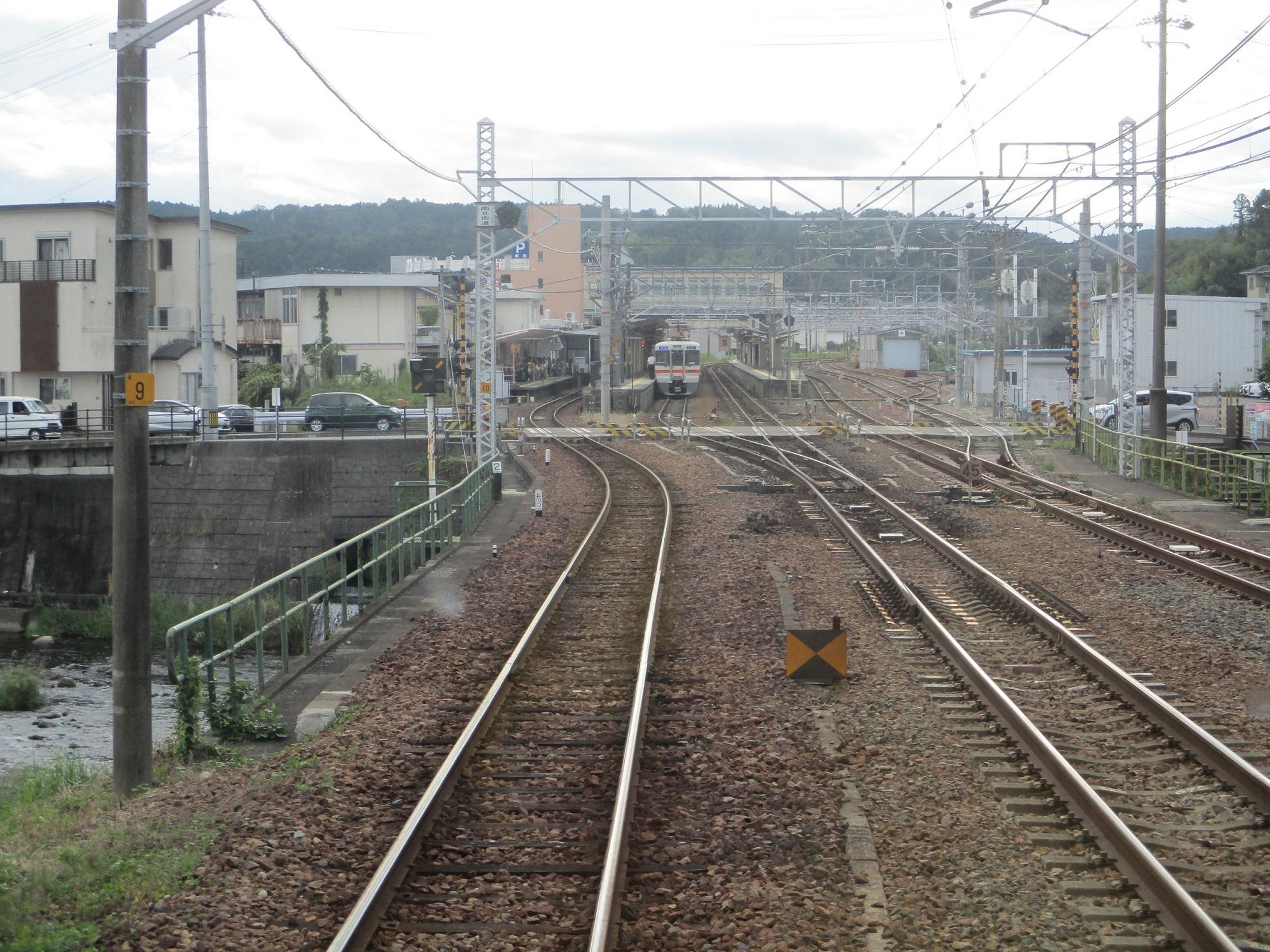 2019.9.22 (25) 恵那いきふつう - 恵那 2000-1500