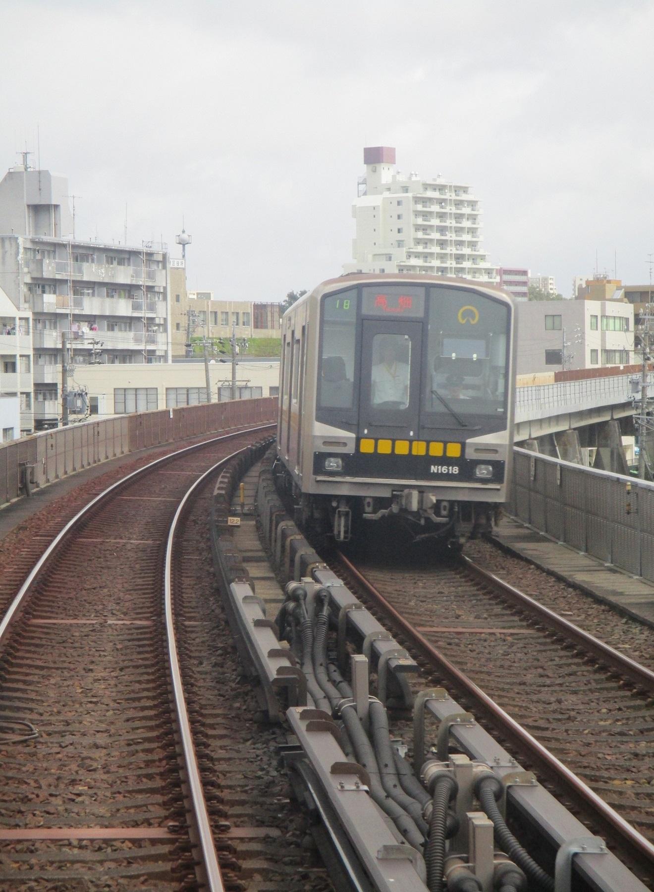 2019.9.23 (5) 藤が丘いき - 上社すぎ(高畑いき) 1320-1800