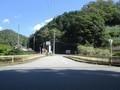 2019.9.26 (18) 明智川 - 川ケ渡橋(かわかどばし) 2000-1500