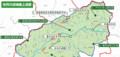 矢作川流域圏上流部 1135-540