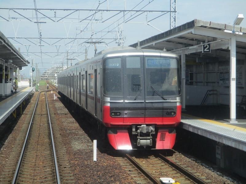 2019.9.30 (2) みなみあんじょう(吉良吉田いき急行) 1600-1200