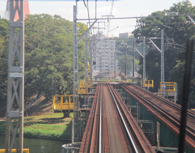 2019.9.30 (14) 東岡崎いきふつう - 菅生川鉄橋 1530-1200