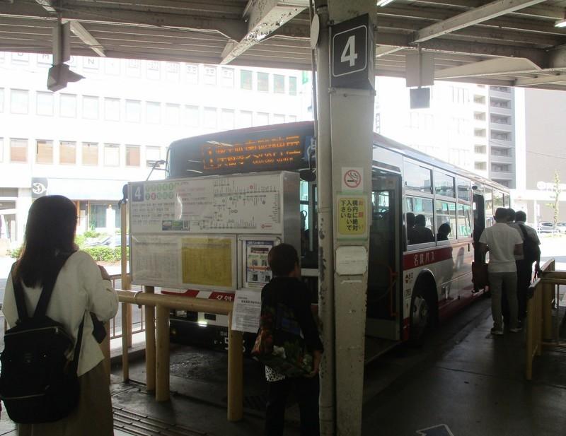 2019.9.30 (17) 東岡崎 - 奥殿陣屋いきバス 1750-1350