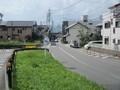 2019.10.3 (32) 矢作橋にしづめみなみから桜井道をみる 2000-1500