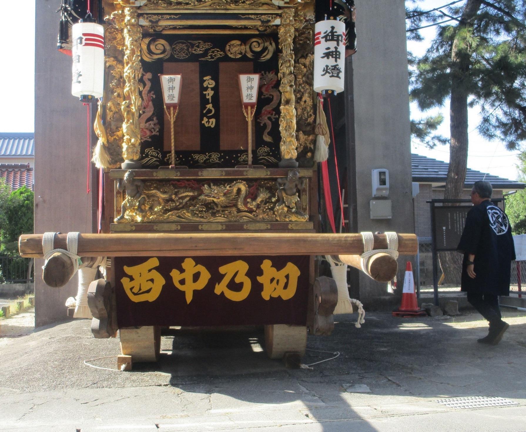 2019.10.5 (12) 矢作三区 - だし(西中乃切) 1790-1470