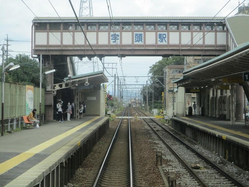 2019.10.7 (6) 東岡崎いきふつう - 宇頭 2000-1500