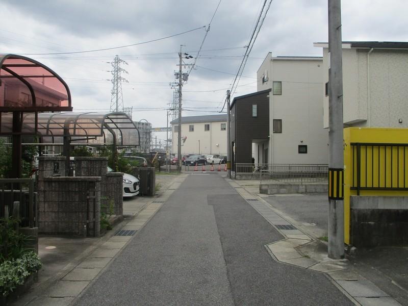 2019.10.7 (19) 矢作五区 - 2番どおり(5すじから4すじえ) 1600-1200