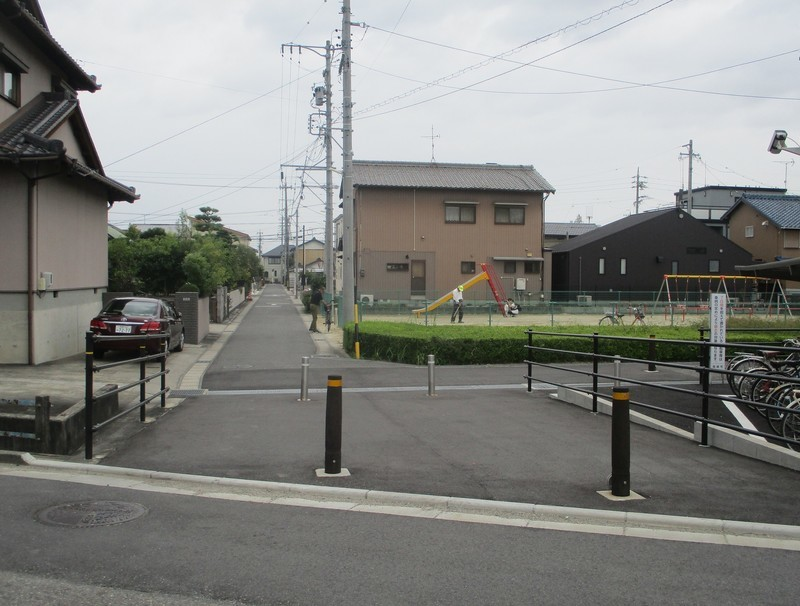 2019.10.7 (20) 矢作五区 - 2すじ(みなみむき) 1980-1500