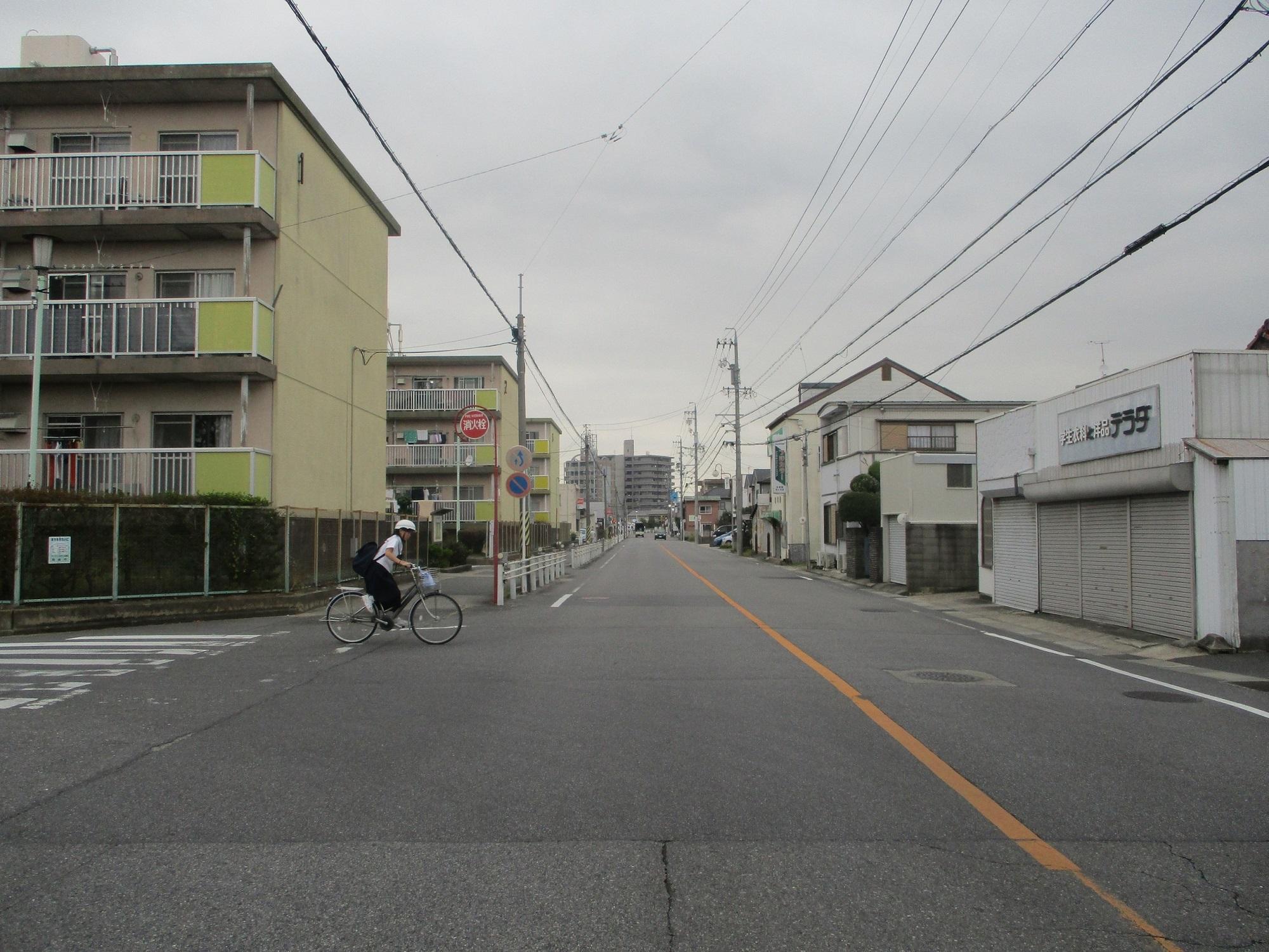 2019.10.7 (32) 矢作五区 - 1すじ(5番どおり) 2000-1500
