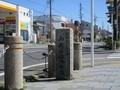 2019.10.9 (24) 「に」のとなり「両町より伝馬町角」 2000-1500