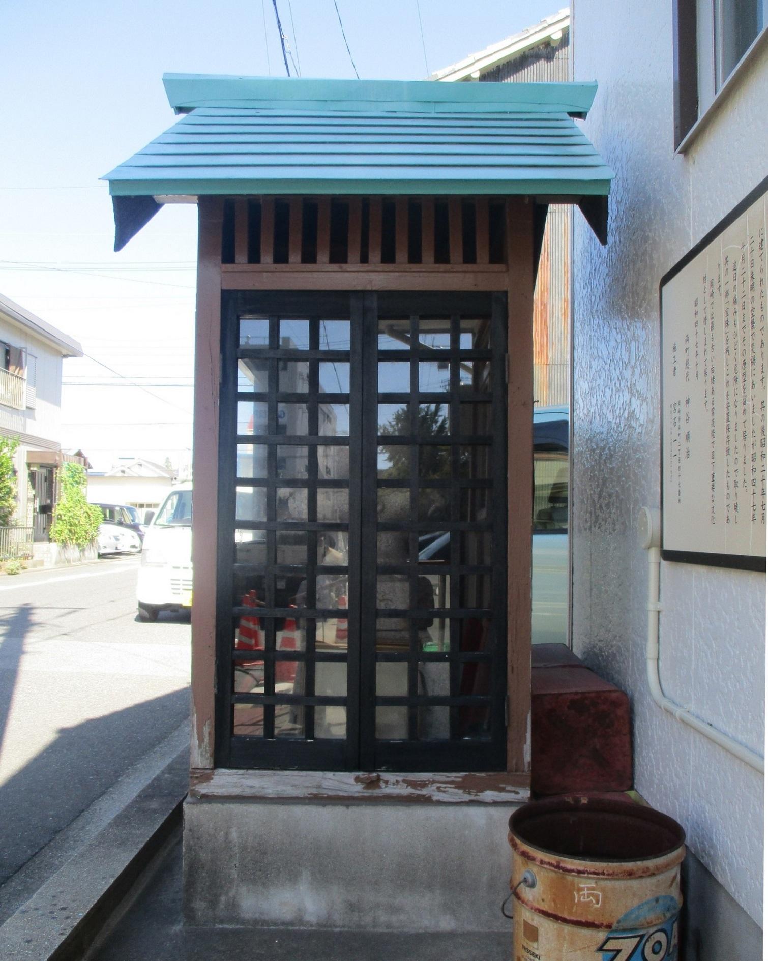 2019.10.9 (27) 両町常夜灯(みなみから) 1510-1890